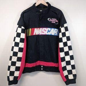 Vintage 90's Nascar Winston Cup Jacket